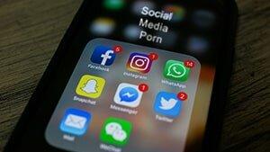 Social Media Porn
