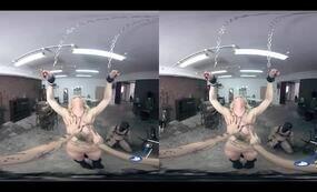 VR Domination by classy dominatrix