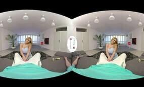 VR tits fucking