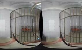 Hooker visits a jail
