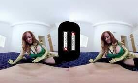 Redhead in XXX Parodies