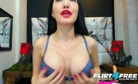Busty teasing camgirls compilation