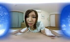Young masseuse JAV POV