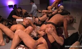 Big orgy party