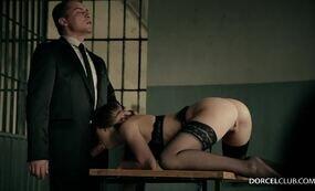Prisoner sex slave