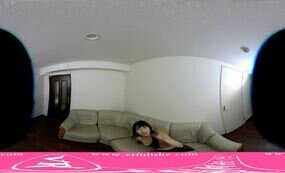 Shy Japanese girl POV