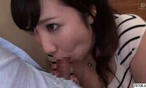 Blowjob at the waiting room JAV